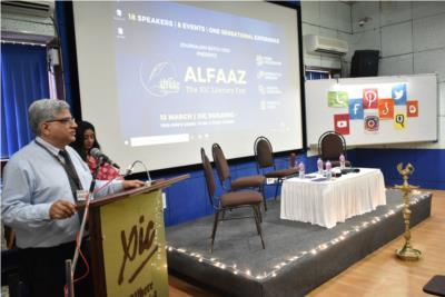 ALFAAZ 2020 - The XIC Literary Fest