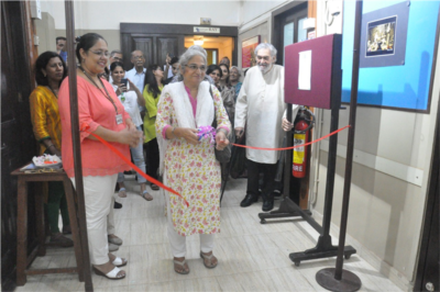 Inauguration of Gallery and Lecture Room
