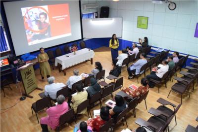 Save the Children - Workshop